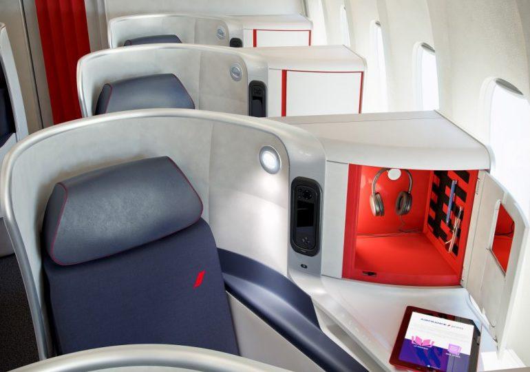 PHOTOS: Nouveau Siège Business Air France!