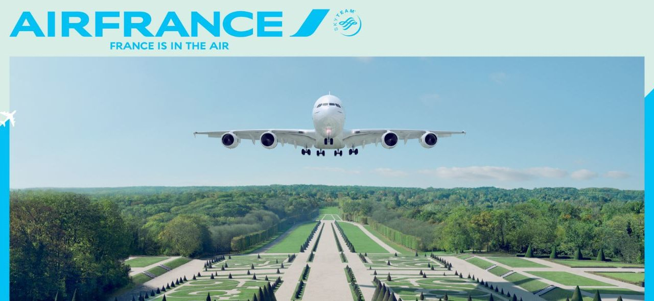 "Air France Expo ""France is in the Air"""