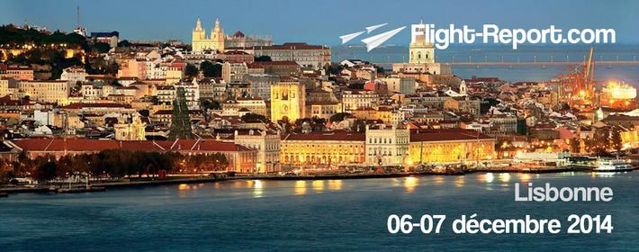 Voyage Flight-Report: Lisbonne 6-7 décembre