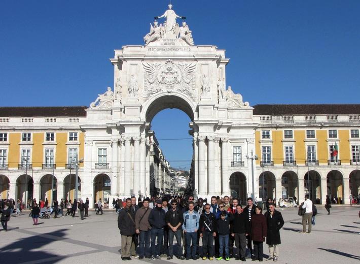 Photos: Rencontre Lisbonne