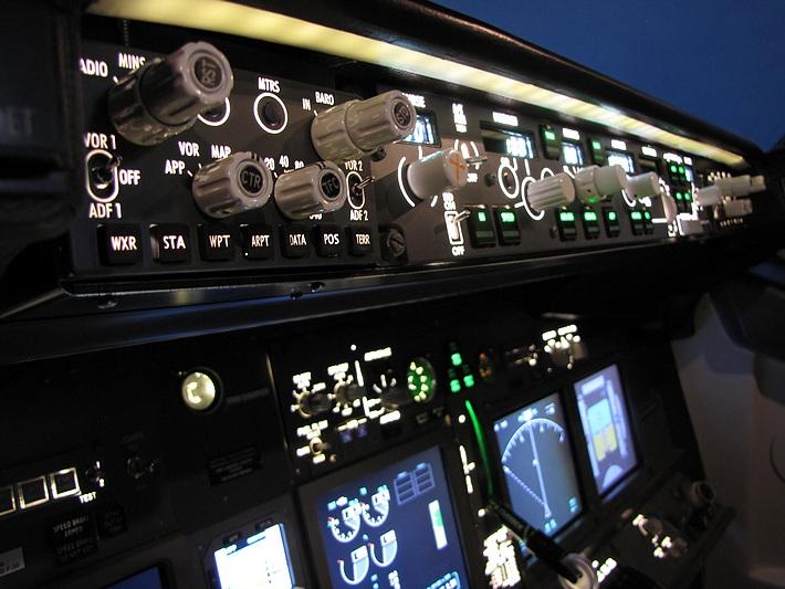Prenez les commandes d'un 737 avec Flight-Sensations !