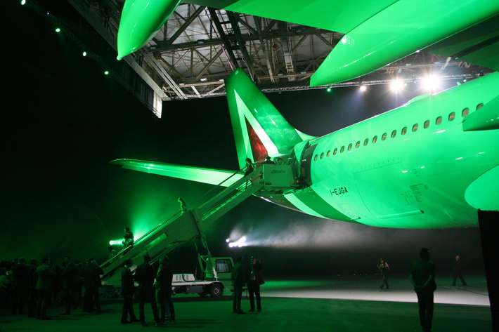 La nouvelle Alitalia se dévoile