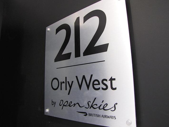 Nouveau salon: 212 Orly West par Openskies