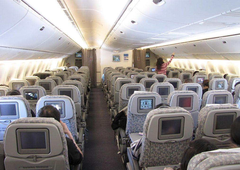 Infographie #1 – Appréciation du confort du 3-4-3 en Boeing 777