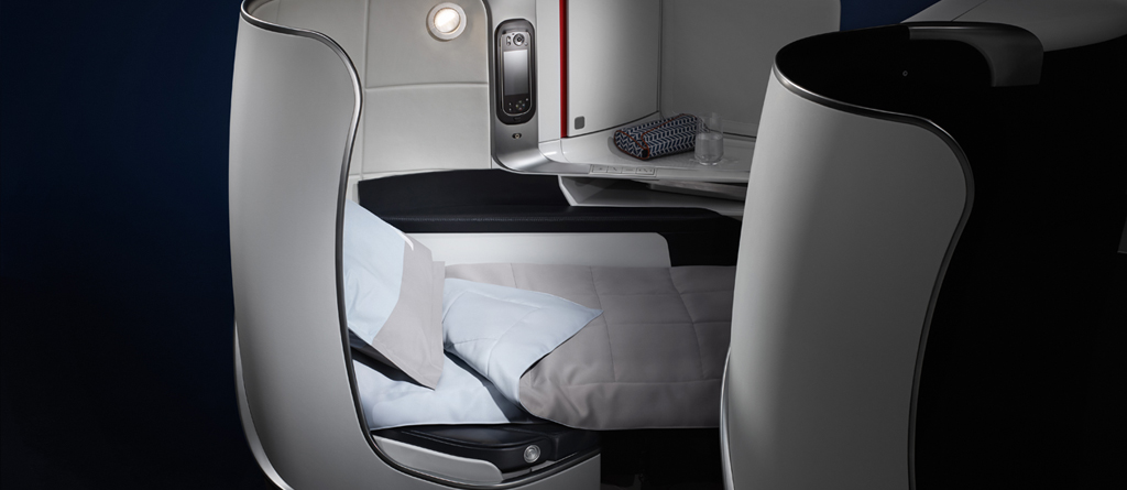 "Infographic – Study on the flying public's response to Air France's new ""Best & Beyond"" cabins"