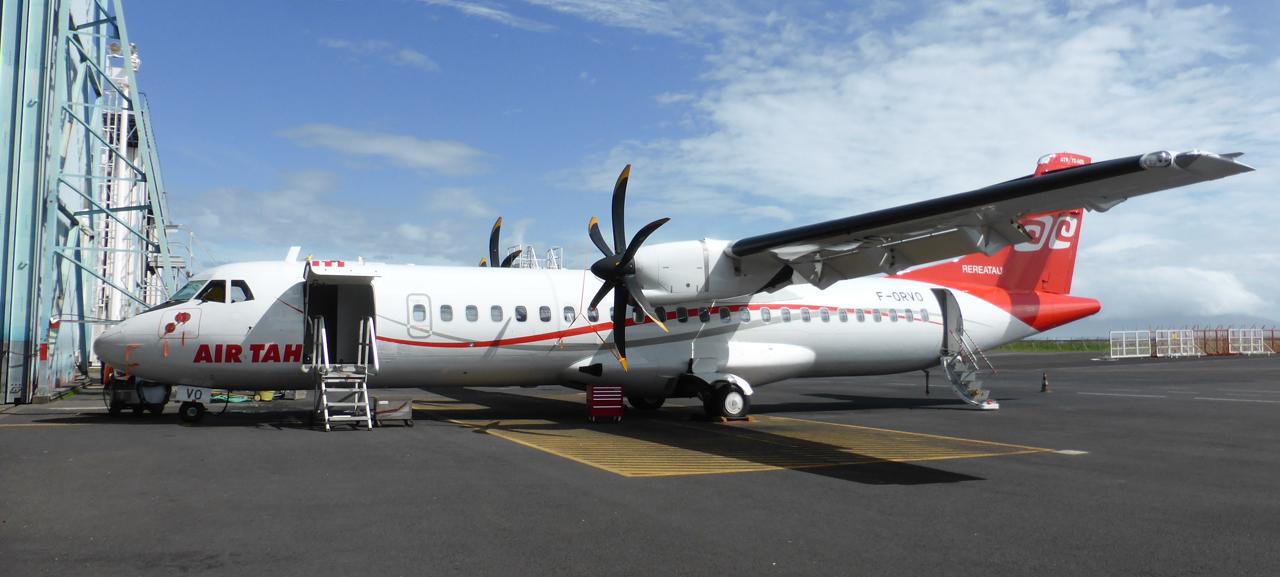 01 F-ORVO Air Tahiti Expliseat