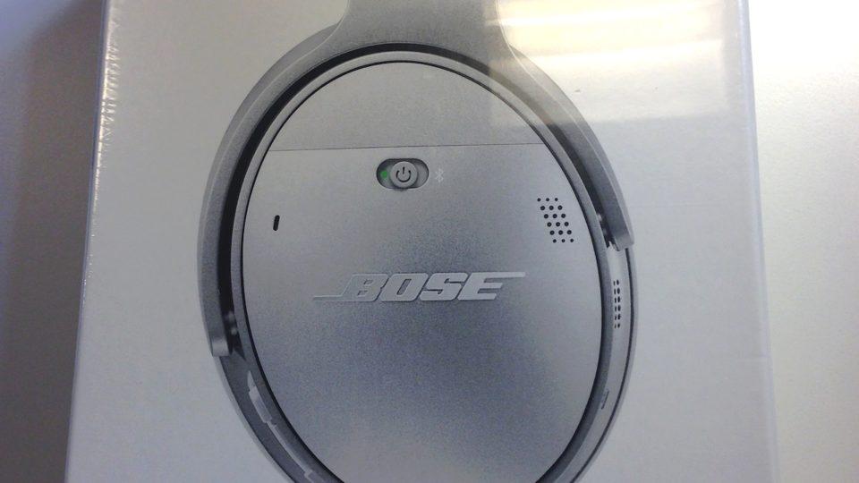 Test: Nouveau casque Bose sans-fil QC35