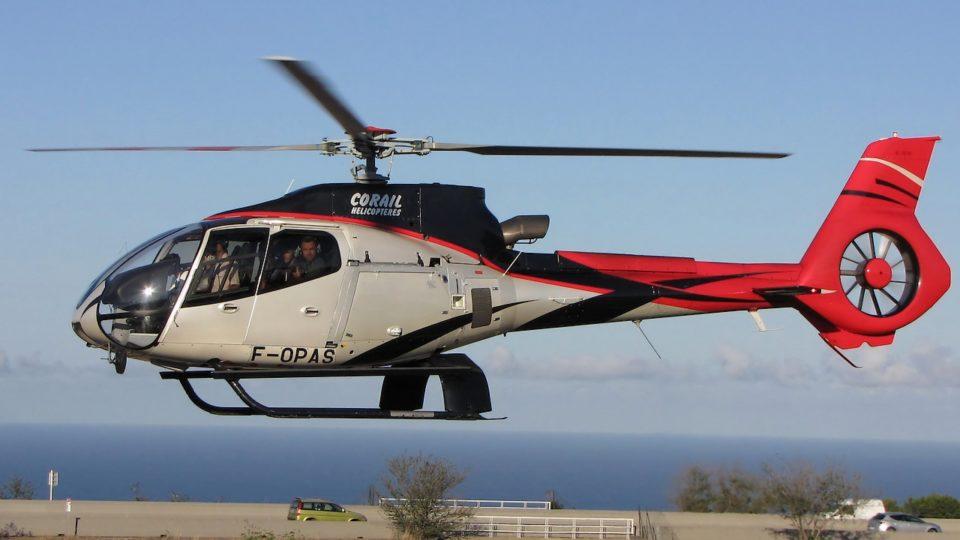 Corail Hélicoptères: survol au cœur de l'Ile de la Réunion