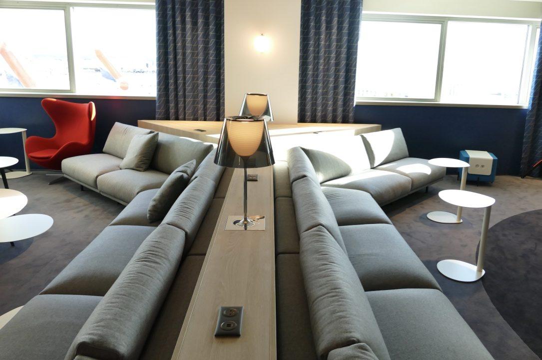Enfin un nouveau salon Air France au Terminal 2G de CDG !