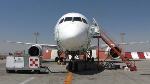 Plongée dans la maintenance d'Aeromexico: du CFM56 au 787