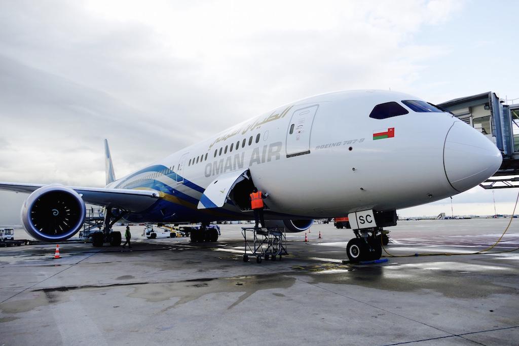 Oman Air voit plus grand pour ses vols vers Paris !