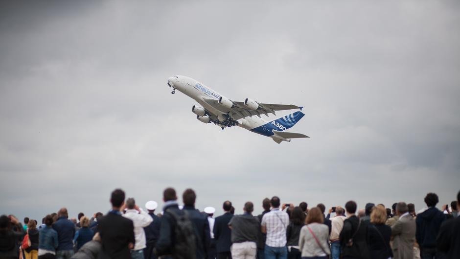 Grande rencontre Flight-Report à l'occasion du Salon du Bourget
