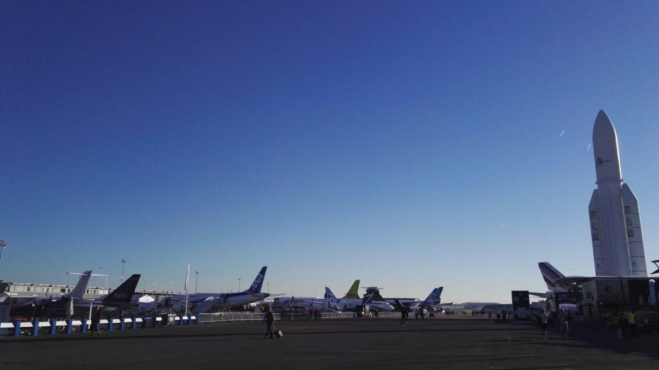SIAE17 – Jour 1 : Boeing agrandi la famille 737 et 787