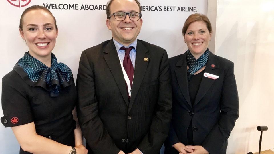 Interview: David Gégot, Directeur France d'Air Canada
