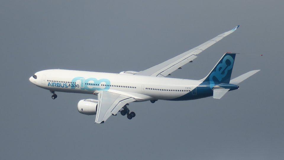 Décollage réussi pour l'Airbus A330neo
