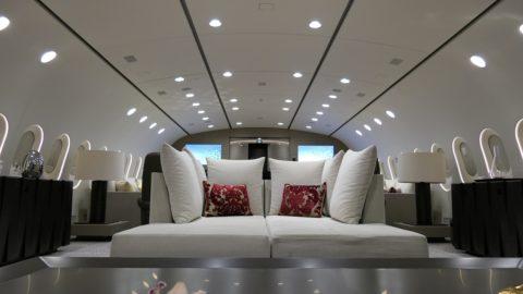 Bienvenue à bord du Boeing 787 VVIP «Dream Jet»