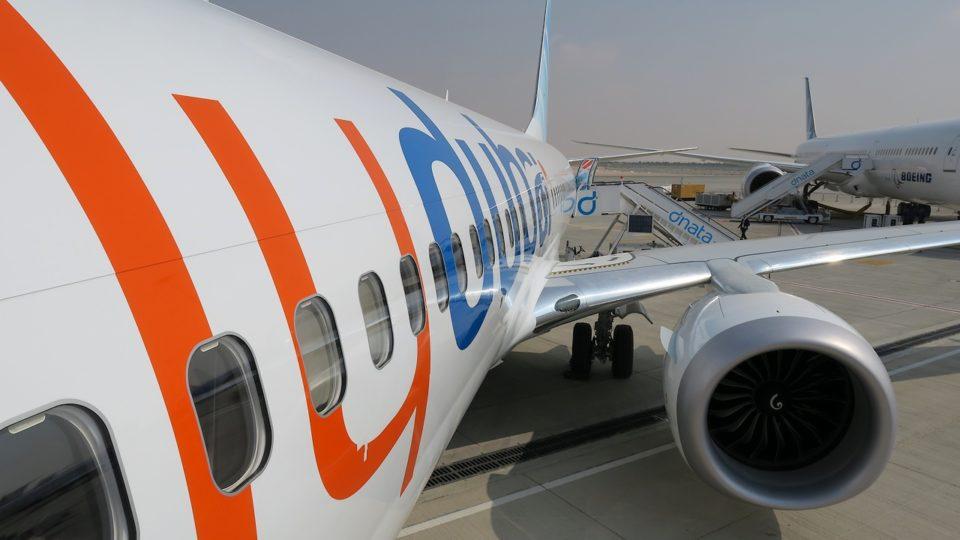Bienvenue à bord du 1er Boeing 737 MAX flydubai
