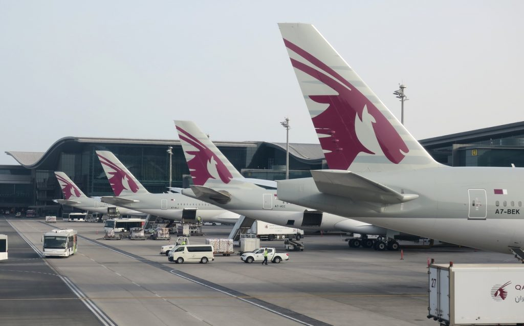 Qatar Airways and the Blockade