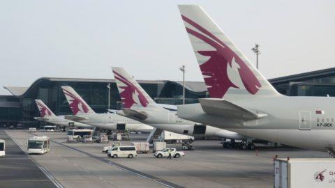 Infographie #22 – L'impact du blocage sur l'activité de Qatar Airways