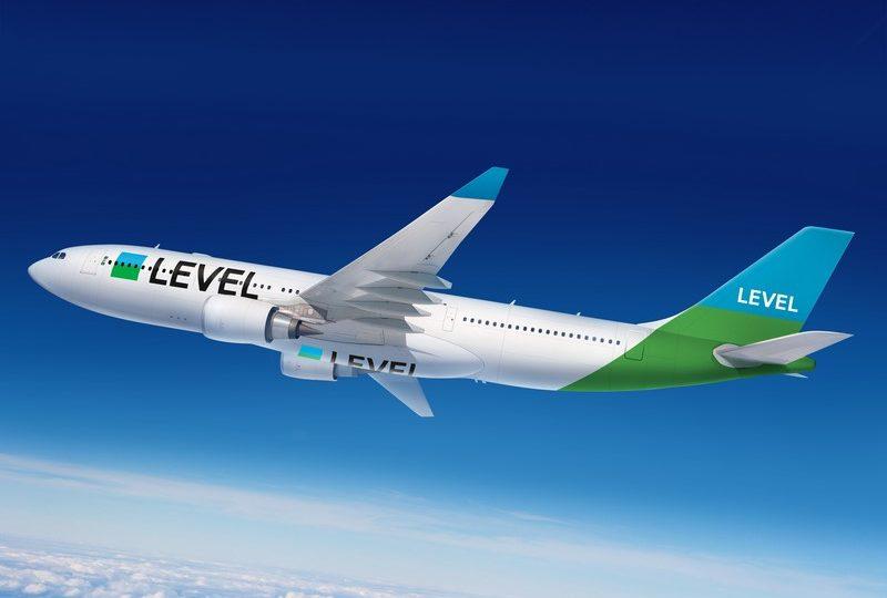 Level décolle d'Orly vers Montréal