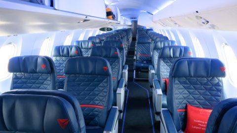Bombardier lance «Atmosphère» pour rajeunir ses CRJ