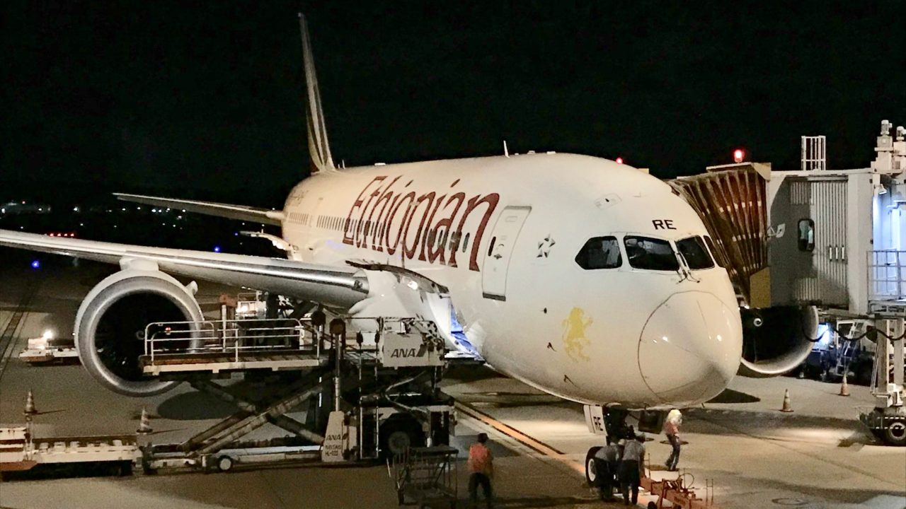 Interview: Ashenafi Yirga, Area Manager Japan of Ethiopian Airlines