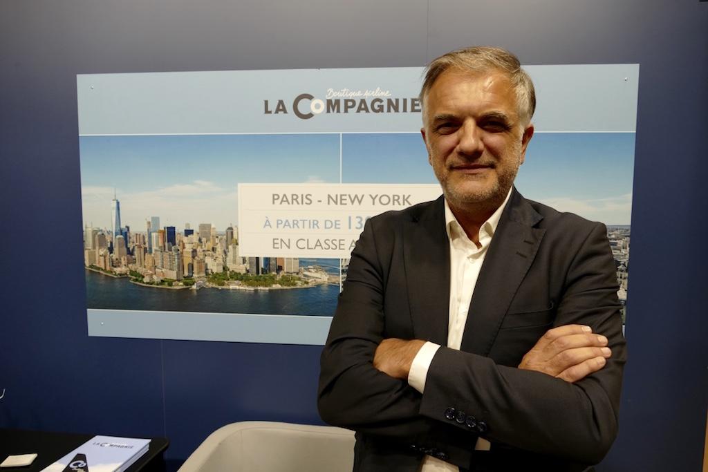 La Compagnie révèle les cabines de son futur A321neo