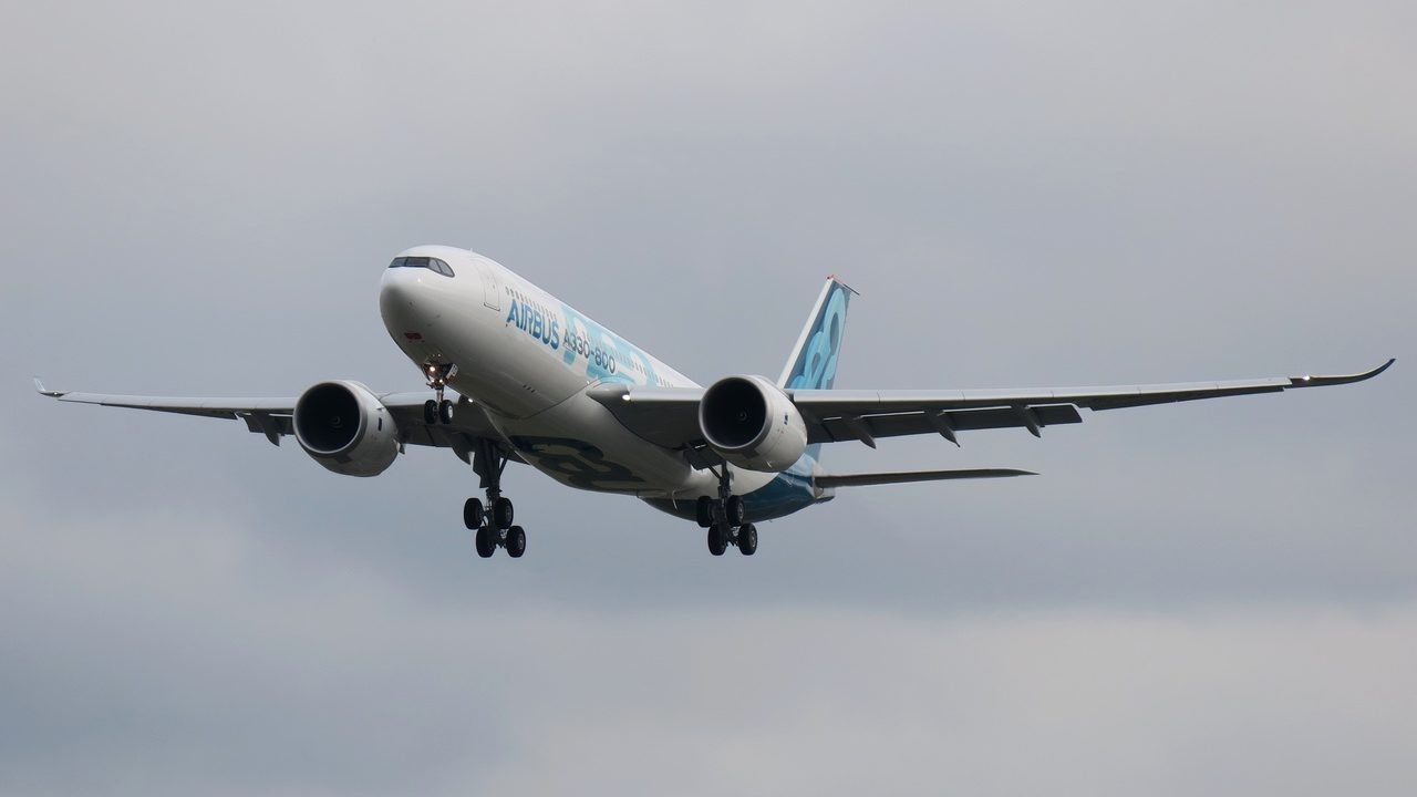 L'Airbus A330-800: 1er vol et point sur le programme