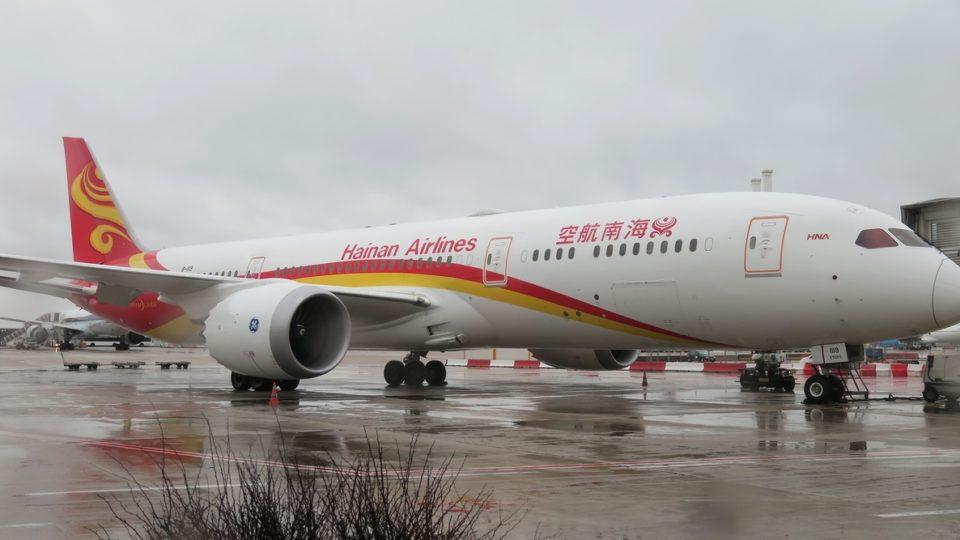 Hainan Airlines ouvre trois nouvelles lignes au départ de Paris CDG