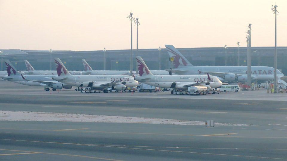 Infographie #26 – Qatar Airways : 18 mois de blocage, et après?