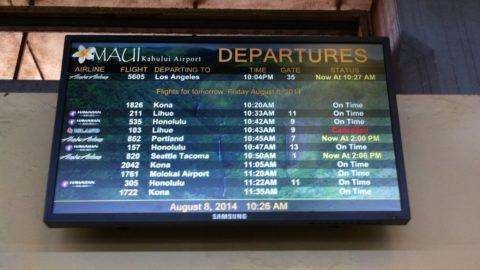 Les codes IATA et ICAO