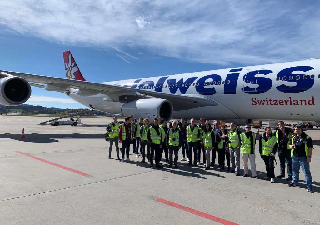 Succès pour le meet-up Flight-Report 2019 de Zurich