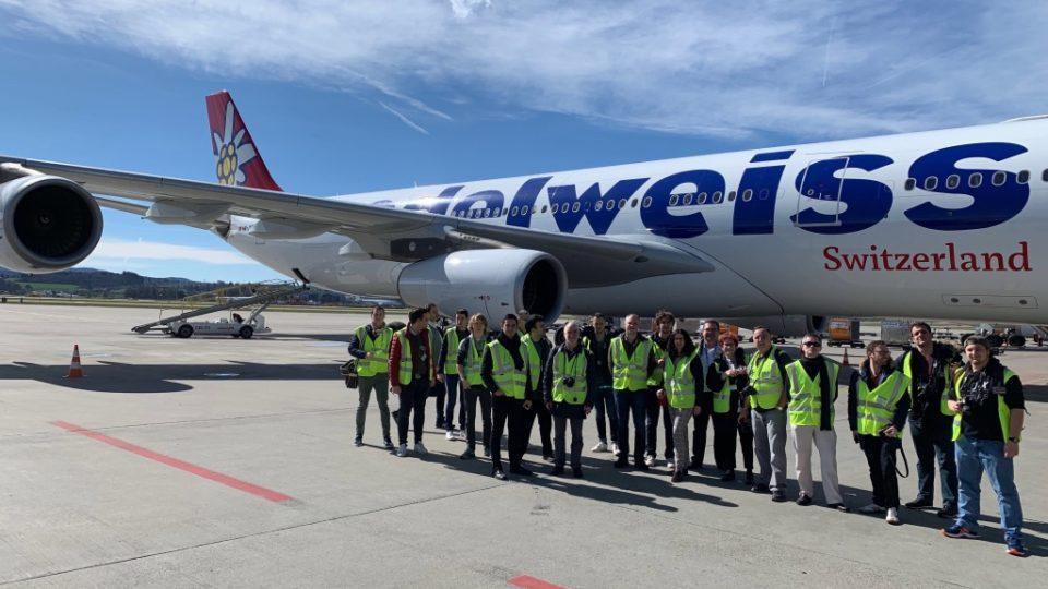 Succès pour le meet-up Flight-Report 2019 de Zurich