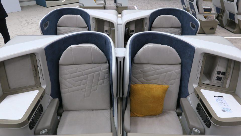 Stelia Aerospace & Safran Seats : les leaders français des sièges