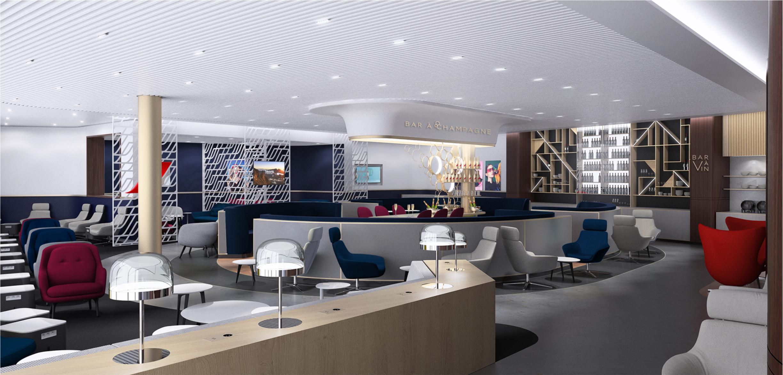 Exclusif Le Futur Salon International D Air France A Orly Flight Report
