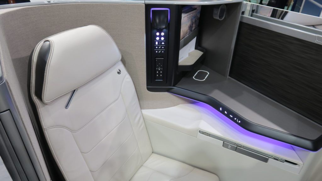 Aircraft Interiors Expo 2019 Highlights From The Paxex