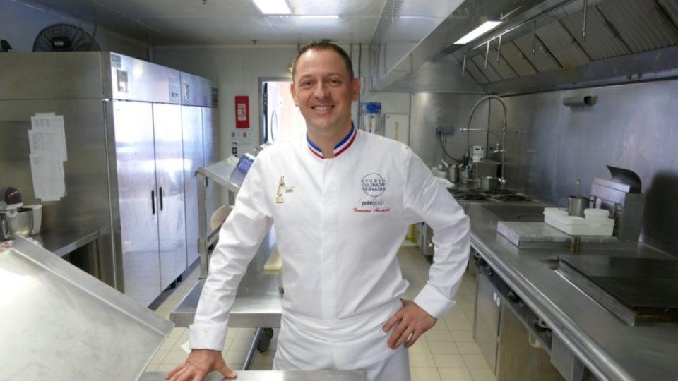 Rencontre avec François Adamski, Corporate Chef Servair