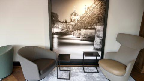 Découvrez le salon rénové de Star Alliance à Paris CDG