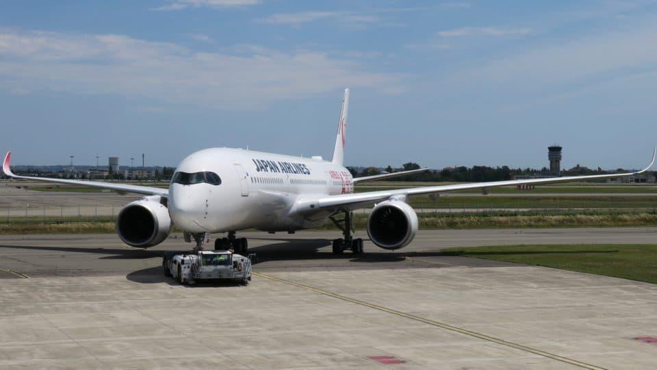 Airbus livre enfin son 1er appareil à Japan Airlines