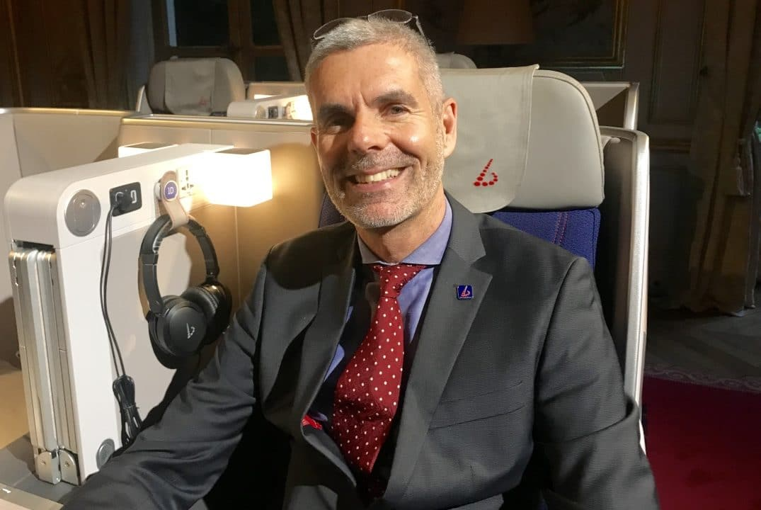 Entretien avec Eric Kergoat, Product Manager de Brussels Airlines