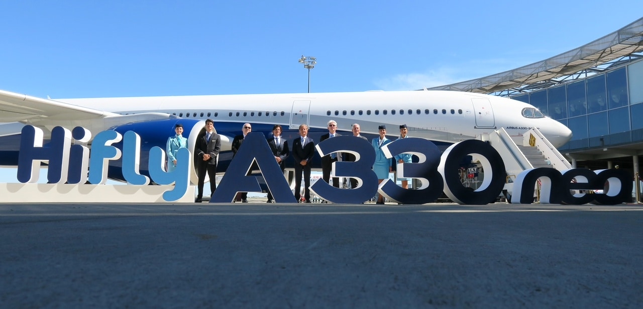 Hi Fly propose le 1er Airbus A330neo en «Wet lease»