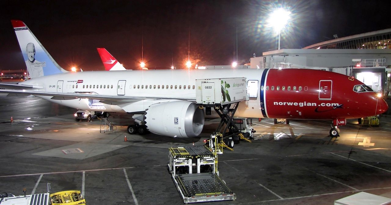 Norwegian, la compagnie lowcost long-courrier