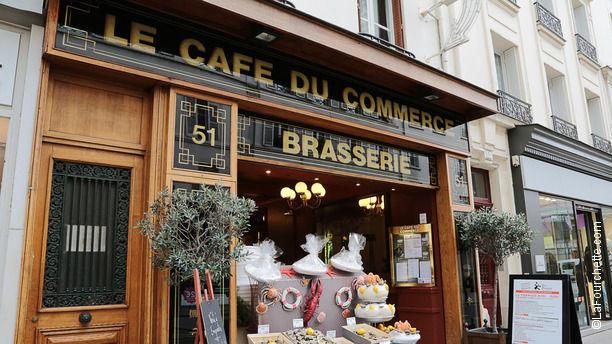 Diner Flight-Report – Samedi 30 Novembre – Paris