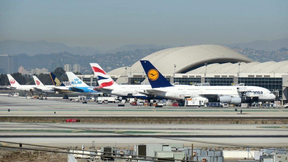 Destination Los Angeles pour le meet-up Flight-Report 2020