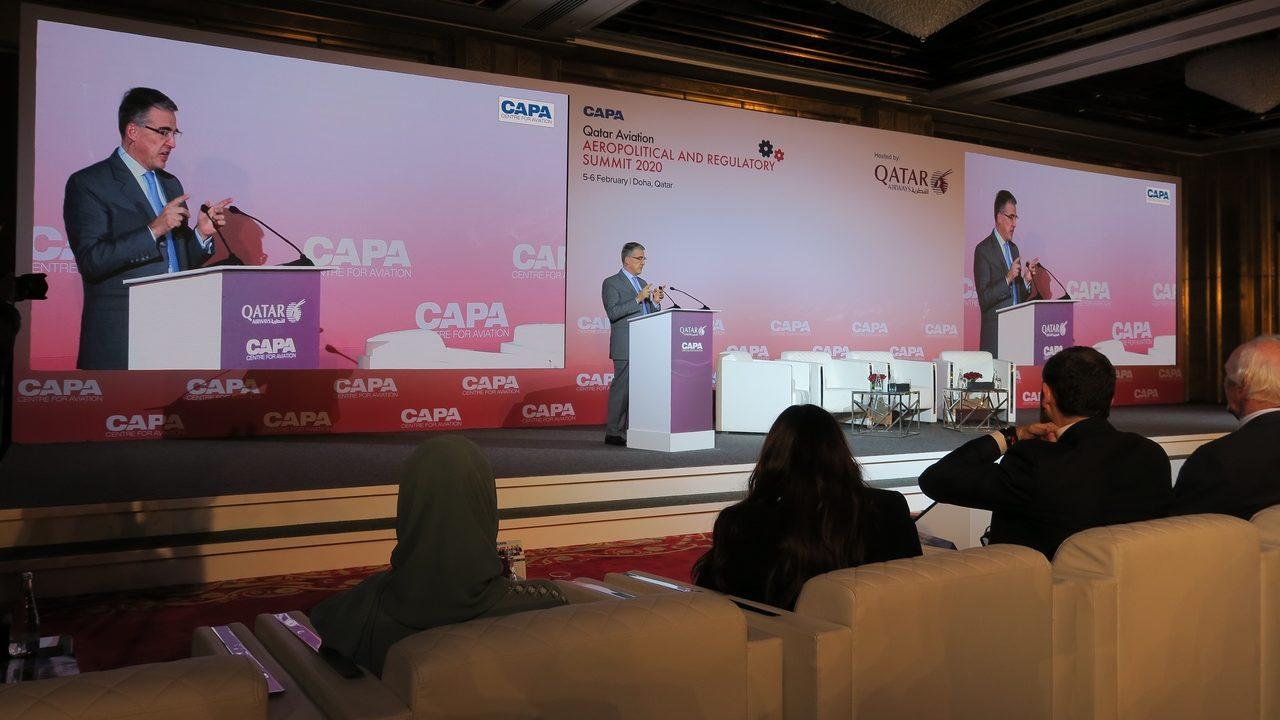 Qatar Airways face aux challenges géopolitique