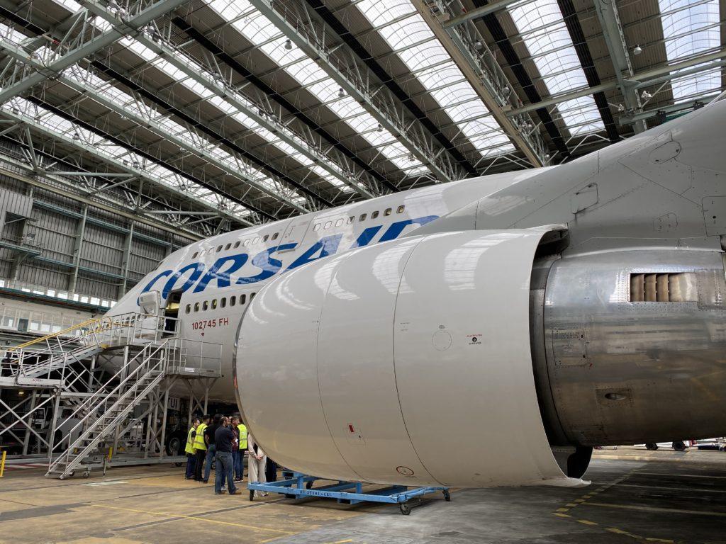 Corsair B747 Hangar HN7