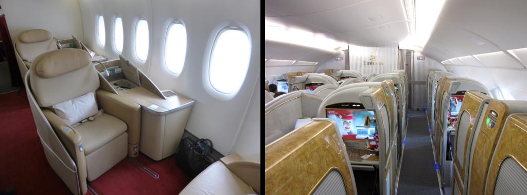 First A380