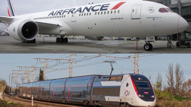 TGV Air et suppression de certains vols domestiques : quels impacts sur l'expérience passager ?