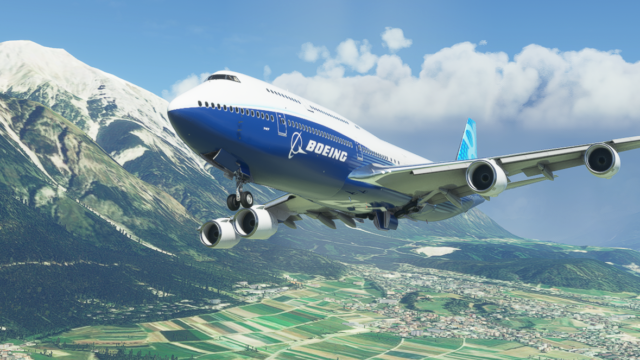 Test: le nouveau Microsoft Flight Simulator