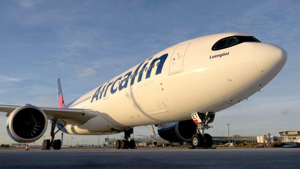 Aircalin, une autre compagnie française très impactée par le covid